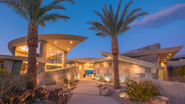 Palm Springs Vacation Rentals Celebrity Mid Century