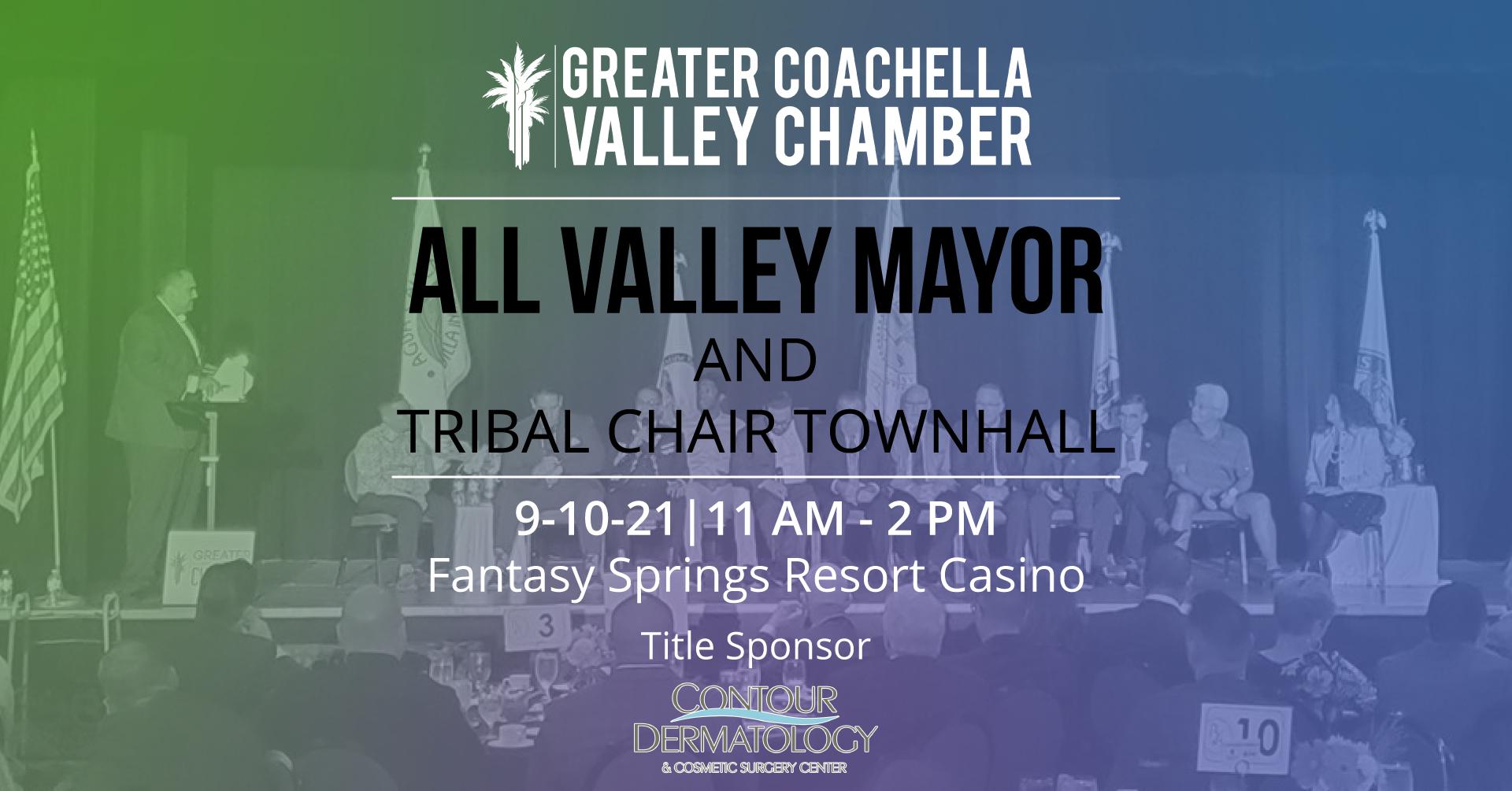 All Valley Mayor