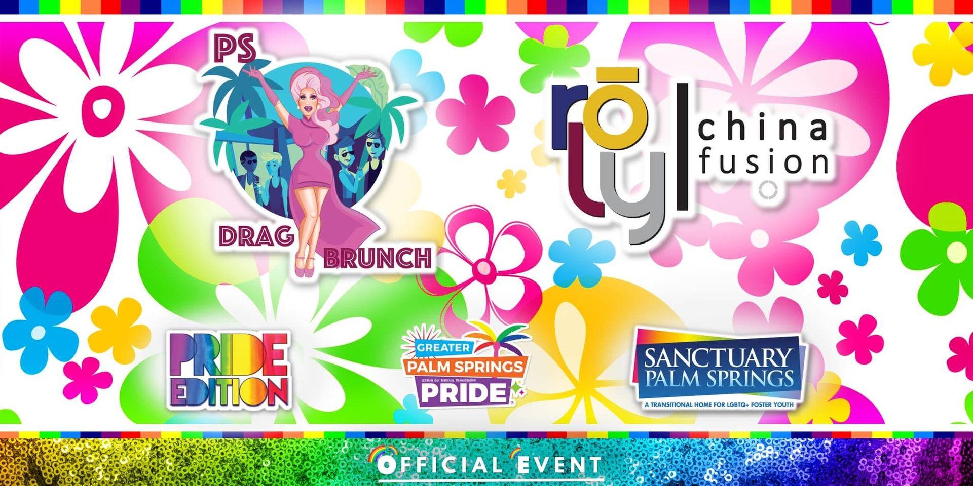 PS Drag Brunch Pride Edition