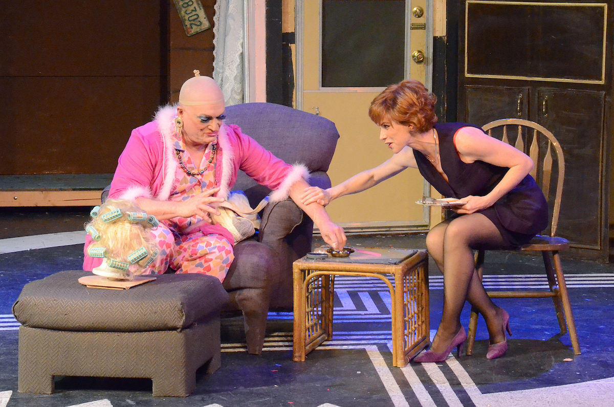 Sordid Lives Palm Canyon Theatre