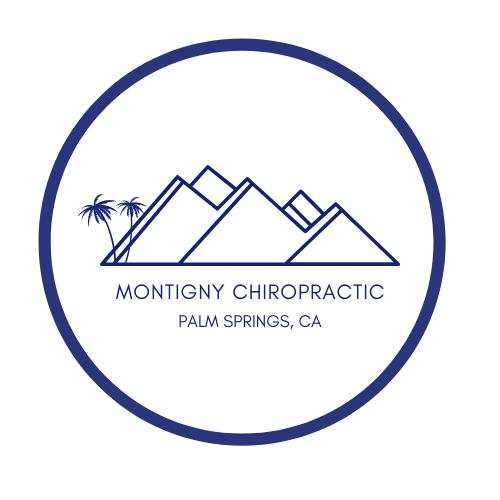 Montigny Chiropractic Logo