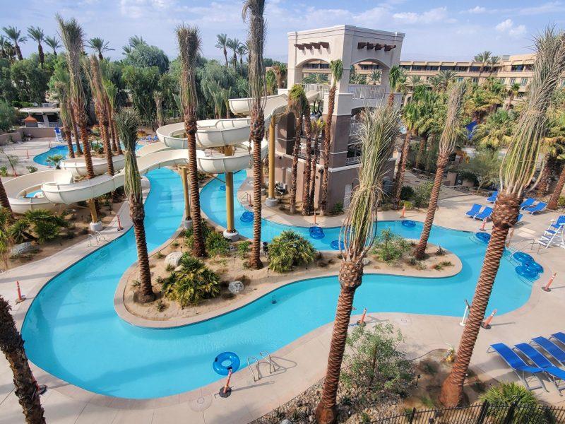 HyTides Plunge Waterpark Hyatt Indian Wells