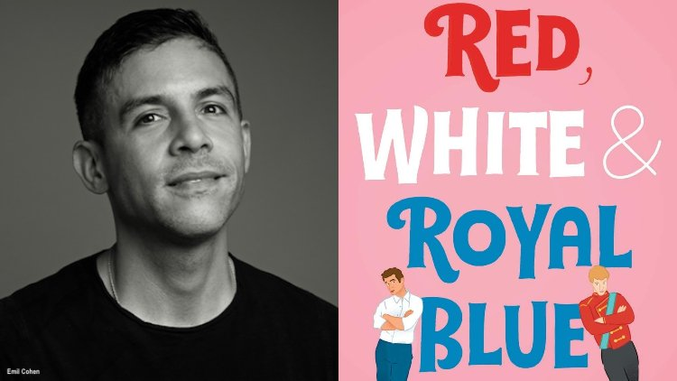Matthew Lopez Red White Royal Blue