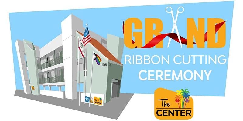 Ribbon Cutting Center