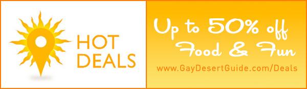 Hot Deals Gay Desert Guide