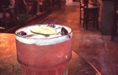 Alibi Palm Springs Drink