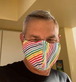 Brad Fuhr Mask