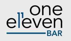 One Eleven Bar Logo