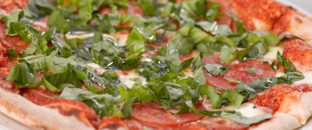 Pizza Basil
