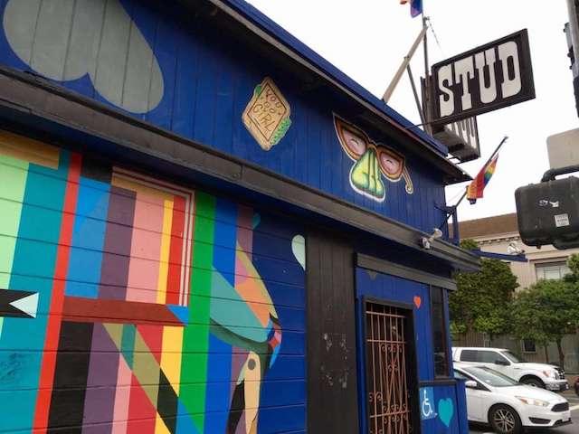 Stud Bar San Francisco