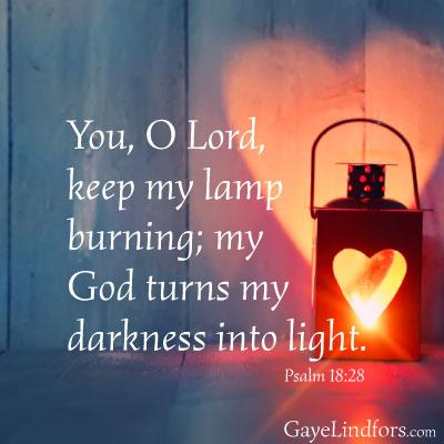 The Light of His Amazing Love