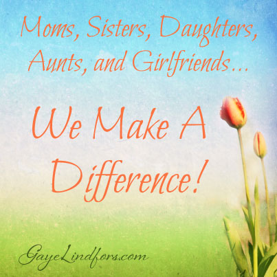 We Make A Difference!