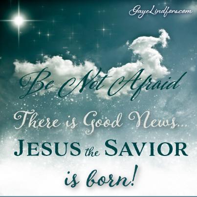 Jesus the Savior is Born!