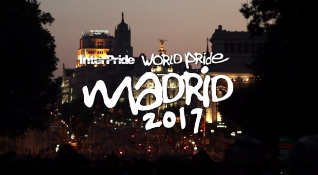 WorldPride Gay 2017 Madrid