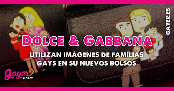 Bolso gay Dolce & Gabbana