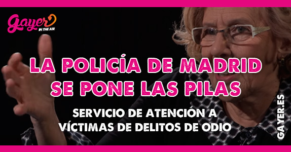 MADRID servicio de atención a víctimas de delitos de odio