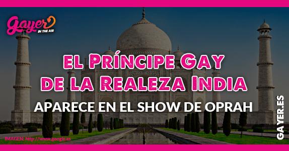 Manvendra: El principe gay de la realeza india