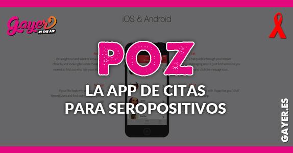 POZ - La app de citas para seropositivos