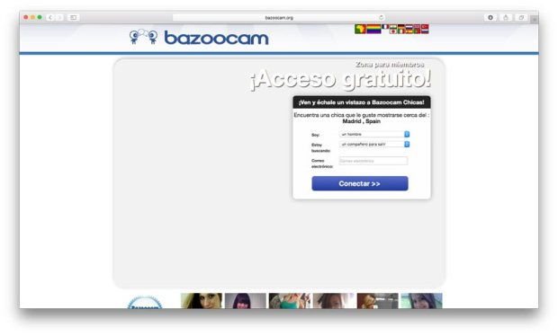 Chat Gay BAZOOCAM