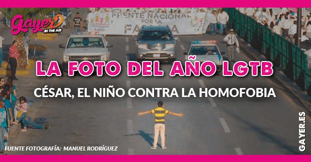 FOTO CONTRA LA HOMOFOBIA EN MEXICO
