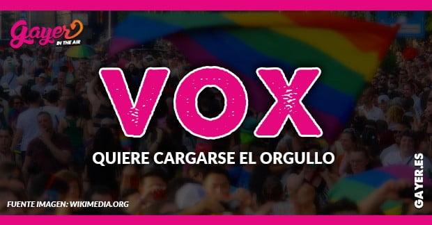 VOX CONTRA EL MADO