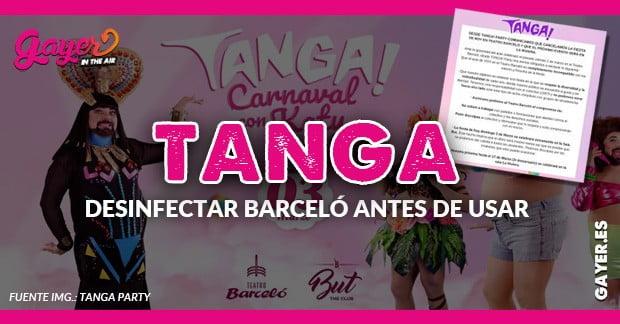 tanga party