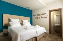 Design Twin Double Bedroom Gay Guide Malta