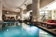Hotel Indoor Pool Spa