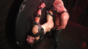 big-dicked mason lear punished by sexy muscle daddy dale savage
