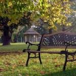 bench-metal