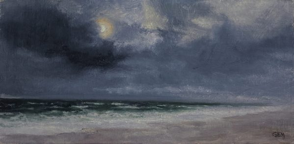 """""""Cold Moon Nocturne"""""""