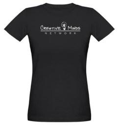 Logo and T-Shirt Design: Creative Minds Network