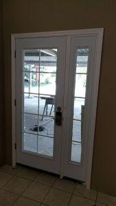 Unit 3 Front Door