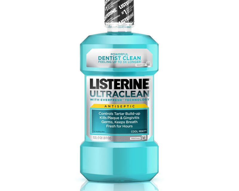 Does Listerine treat gonorrhea? Maybe…