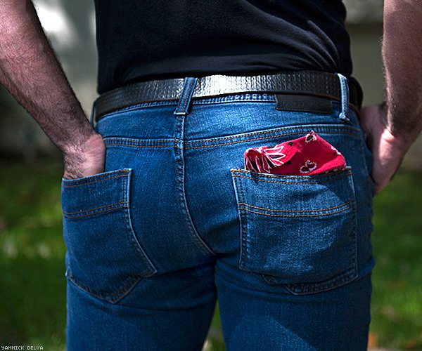 The Hanky Code: Don't call it a come back.