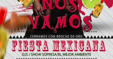 Fiesta Mexicana | Sahuayo