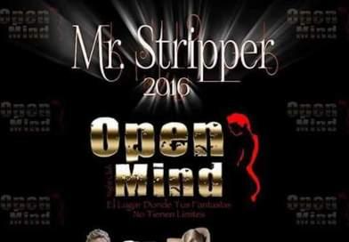 Mr. Stripper 2016 | Morelia