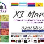 XI Jornada contra la homofobia, lesbofobia y transfobia