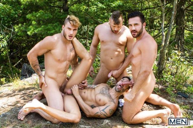 William Seed, Mateo Sanchez, Jessy Bernardo and Alexy Tyler in Exposure Part 3