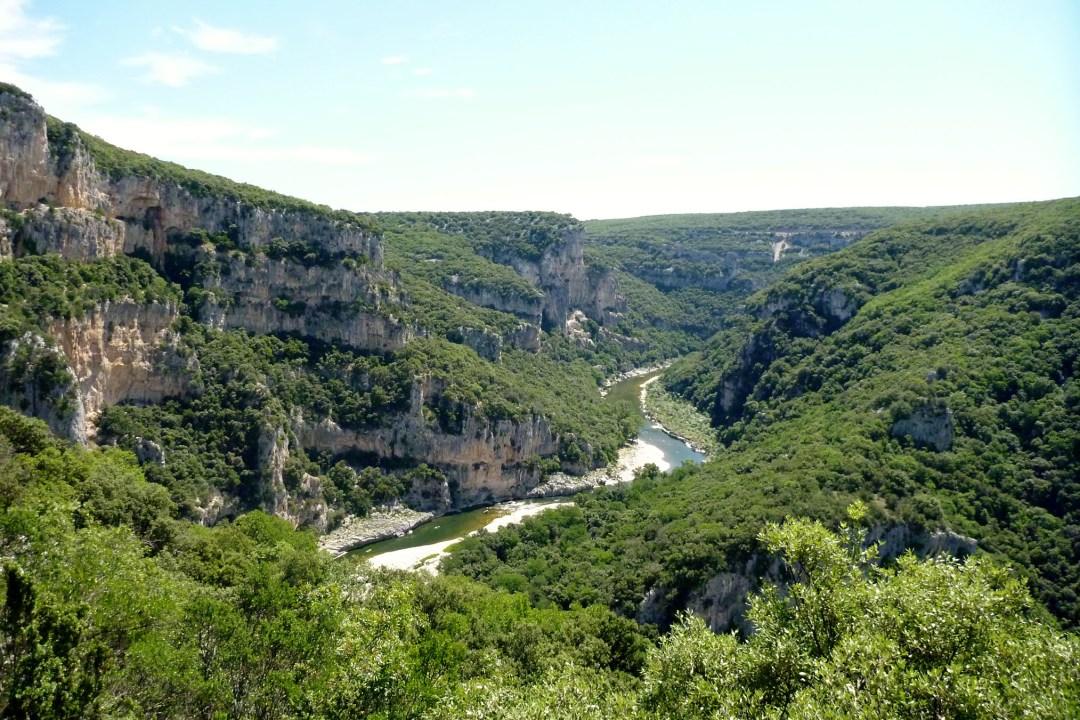 Photo Gorges de l'Ardèche