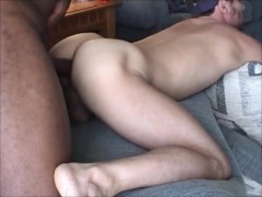 Interracial gay amador
