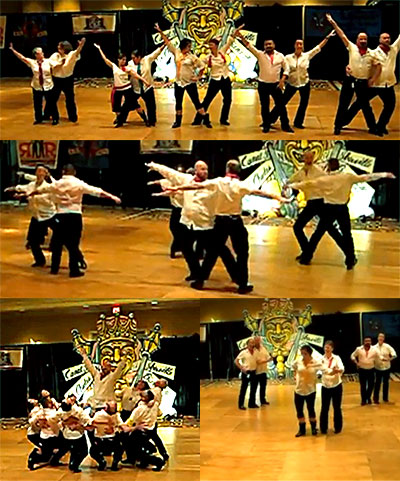 2012 ReneGAYdes perform Rhythm of See Me in New Orleans