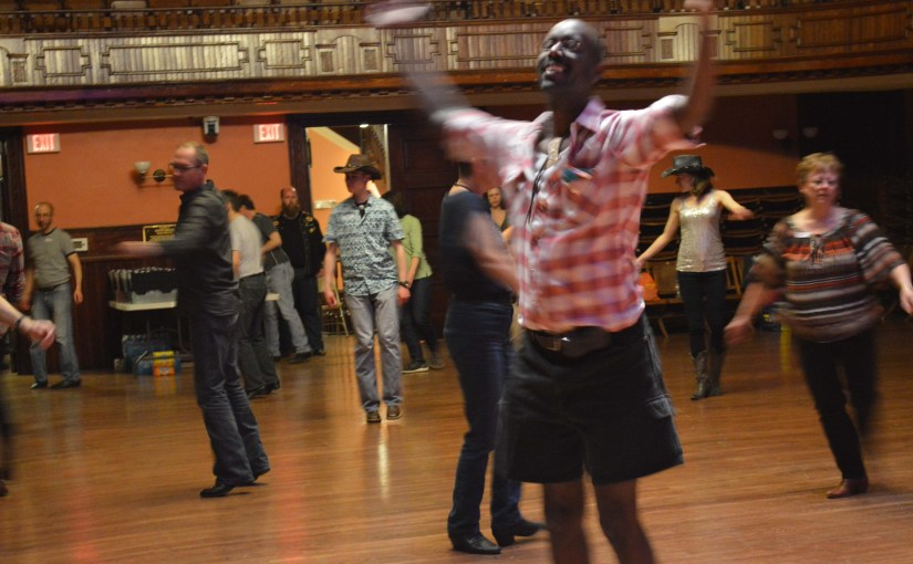Country Dancing is Good for Your Brain!