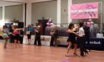 Nina and Alia compete at the 2013 Boston Open Dancesport