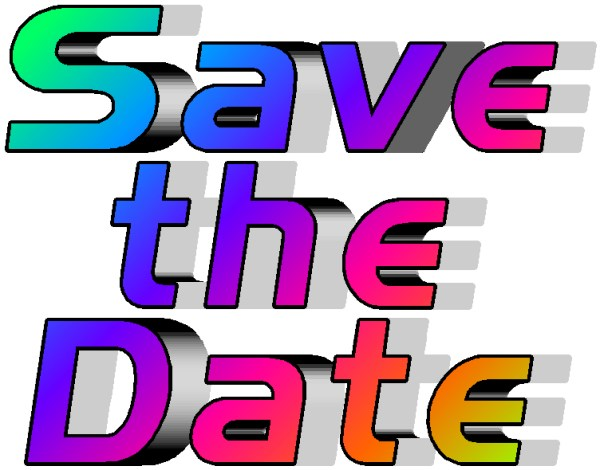 save date january 17-24 2016