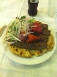 Mission Greek Kebab has begun