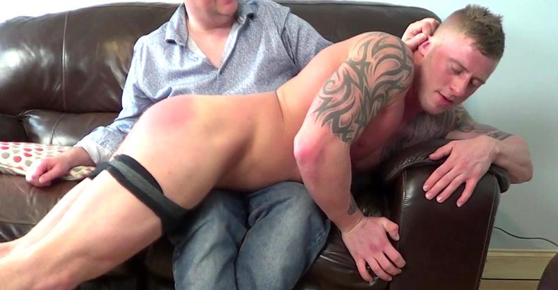 spank strap Boy
