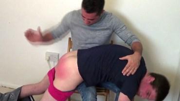 ex girlfriend gay spank
