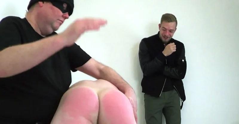 gay male men spanking discipline