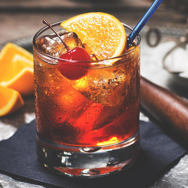 Signature Cocktail - Old Fashioned
